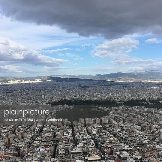 Griechenland, Athen - p1401m2191384 von Jens Goldbeck