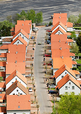 Housing estate - p381m924543 by Sven Paustian
