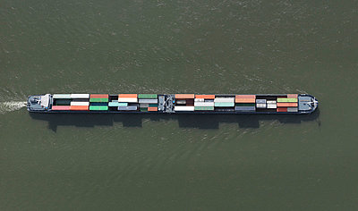 Container ship - p356m831790 by Stephan Zirwes
