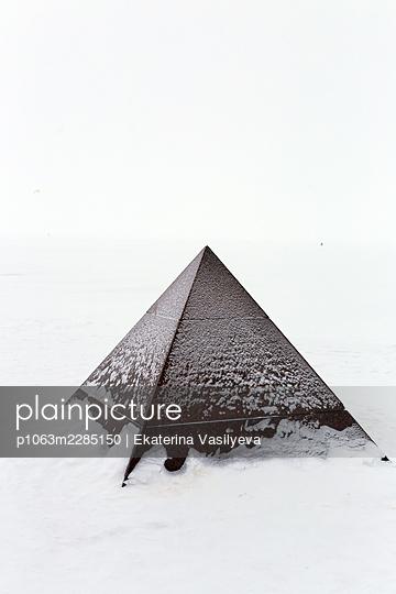 Russia, Pyramid - p1063m2285150 by Ekaterina Vasilyeva