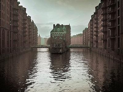 Speicherstadt Hamburg - p1282m1105070 von Stefano Boragno