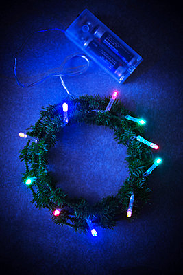 Advent wreath - p1149m1492356 by Yvonne Röder
