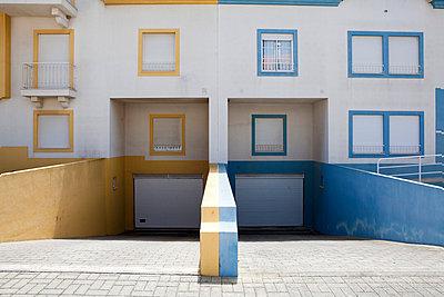 Verreist - p729m758224 von Matthias Schmiedel
