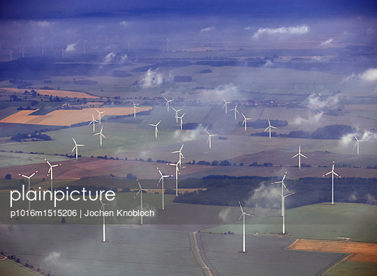 Windfarm - p1016m1515206 by Jochen Knobloch