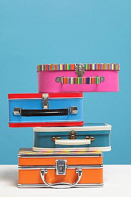 Kinderkoffer - p2370399 von Thordis Rüggeberg