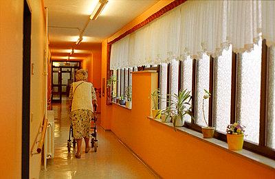 Elderly care - p2490150 by Ute Mans