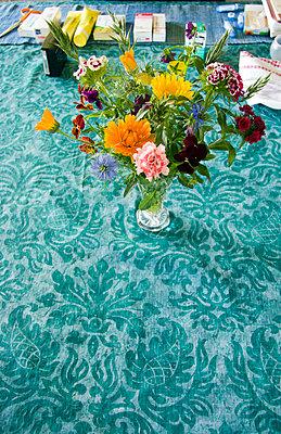 Blumenstrauss - p2685832 von Clara Ritz