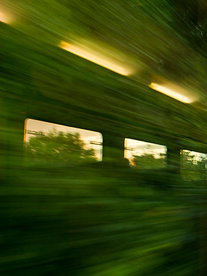 Leaving by train - p7580018 by L. Ajtay