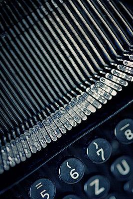 Schreibmaschinentastatur - p3300183 von Harald Braun