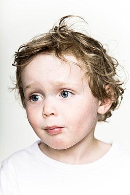 Little boy - p8690039 by Dombrowski
