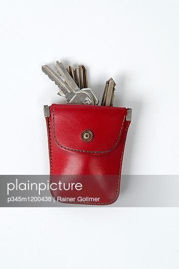 Schlüsselbund - p345m1200438 von Rainer Gollmer