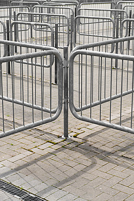Barriers - p383m1016906 by visual2020vision