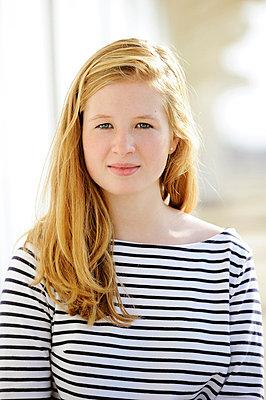 Portrait - p949m757975 von Frauke Schumann