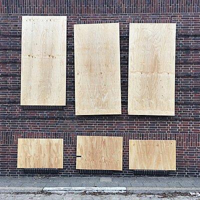 Verrammelt - p1401m2056923 von Jens Goldbeck
