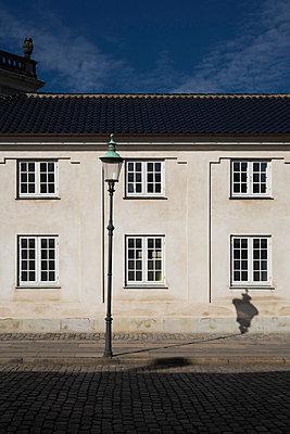 Schloss Amalienborg in Kopenhagen - p1032m769991 von Fuercho