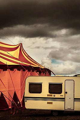 The circus - p1245m1069367 by Catherine Minala