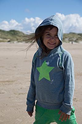 On the beach - p295m2013530 by Nanine Renninger
