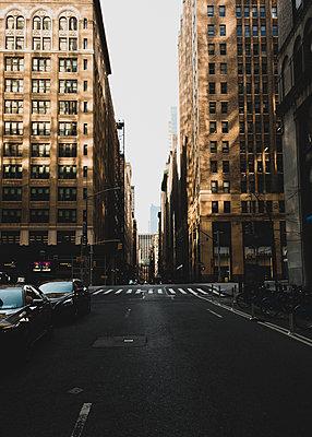 Park Avenue, Manhattan, New York City, USA - p758m2183890 by L. Ajtay