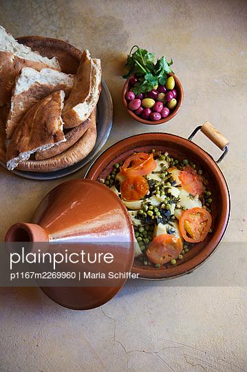 Moroccan cuisine - p1167m2269960 by Maria Schiffer