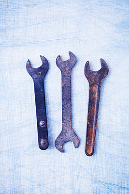 Schraubenschlüssel - p1149m2021463 von Yvonne Röder