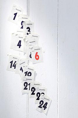 Kalenderblätter - p2370804 von Thordis Rüggeberg