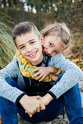 Siblings - p796m2264129 by Andrea Gottowik