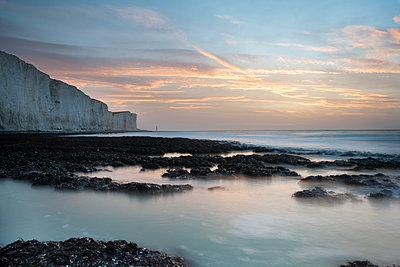 Beachy Head - p1516m2055161 by Philip Bedford
