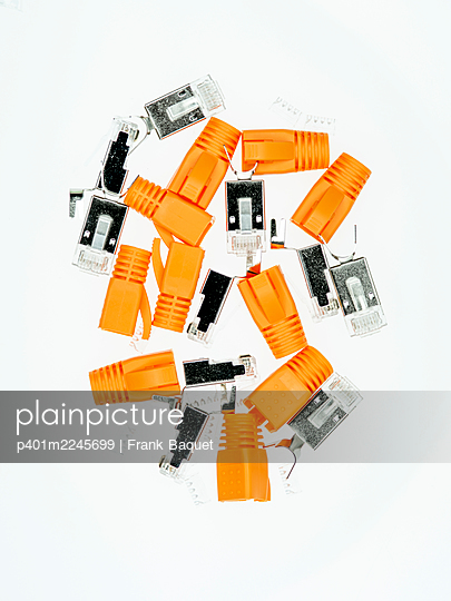 Network plug - p401m2245699 by Frank Baquet