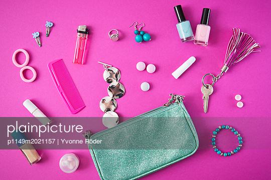 Handtasche - p1149m2021157 von Yvonne Röder