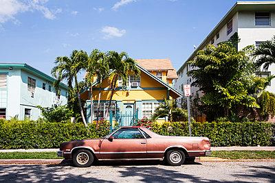 Miami - p788m1007362 von Lisa Krechting