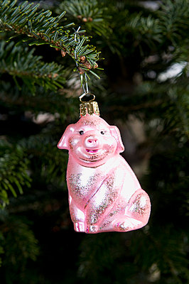 Christmas decoration - p4510890 by Anja Weber-Decker