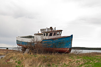 Nova Scotia - p470m1059323 by Ingrid Michel