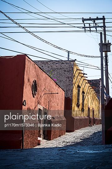 Architektur in San Miguel de Allende - p1170m1573346 von Bjanka Kadic
