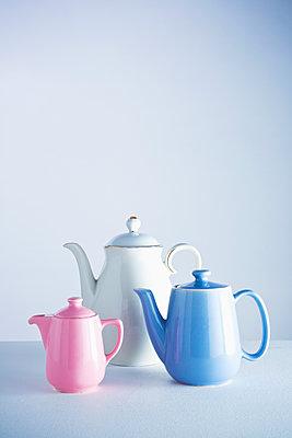 Kaffeekannen - p1149m2116615 von Yvonne Röder