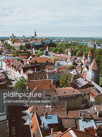 Streets of Tallinn - p1507m2099974 by Emma Grann
