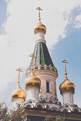Orthodox church - p795m1445894 by JanJasperKlein