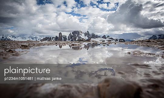 Dolomites - p1234m1051481 by mathias janke