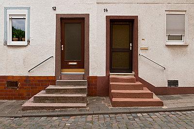 House number - p470m1059319 by Ingrid Michel