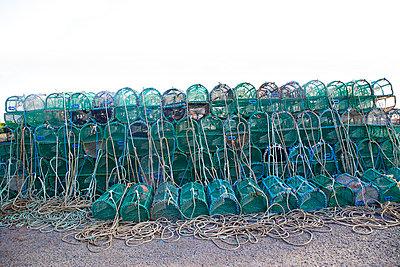 Fischerei - p606m698987 von Iris Friedrich