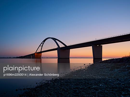 Fehmarn Sound Bridge - p1696m2293014 by Alexander Schönberg