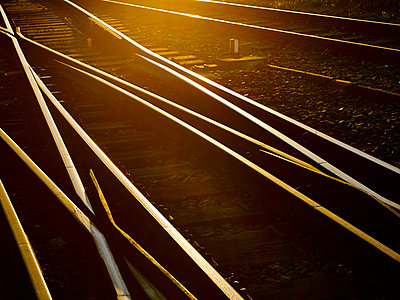 Rails - p1501m2064188 by Alexander Sommer