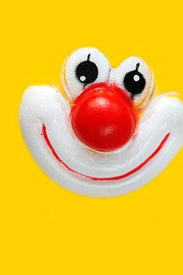 Funny clown - p450m2092674 by Hanka Steidle