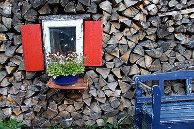 Kaminholz - p2770148 von Dieter Reichelt