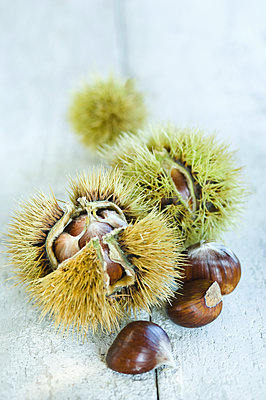 Sweet chestnuts - p300m1113438f by Achim Sass
