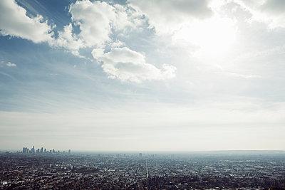 Los Angeles - p495m903931 von Jeanene Scott