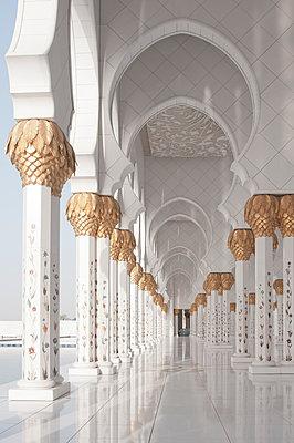Scheich Zayed Moschee - p1273m1467592 von melanka