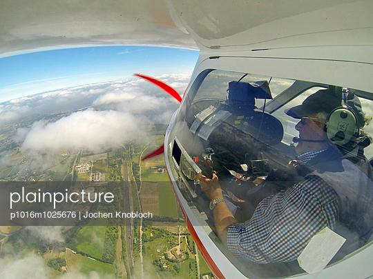 Ultraleichtflugzeug - p1016m1025676 von Jochen Knobloch