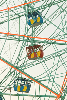 Ferris Wheel, Coney Island, New York City - p5690040 by Jeff Spielman