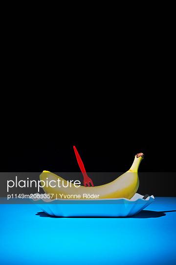 Fastfood Banane - p1149m2089357 von Yvonne Röder
