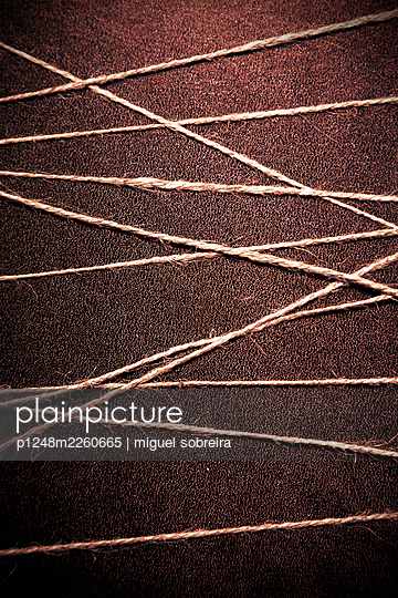 String over book cover - p1248m2260665 by miguel sobreira